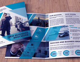 Brochures and Direct Mail